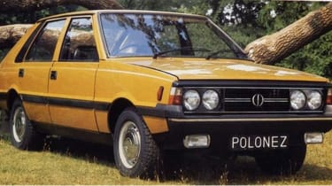 The worst cars ever made - Polonez