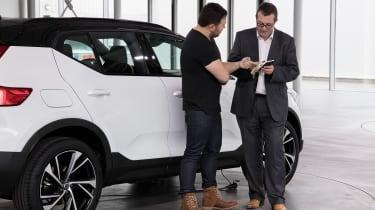 Volvo XC40 - John McIlroy interview