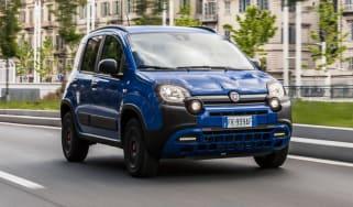 Fiat Panda Waze special edition revealed header