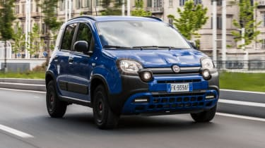 Fiat Panda Waze special edition revealed header