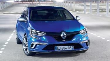 2016 Renault Megane front