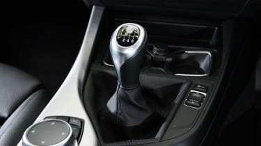 BMW 1 Series - interior detail