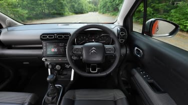 Citroen C3 Aircross - interior
