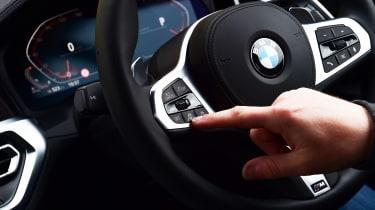 BMW 3 Series long termer - first report steering wheel