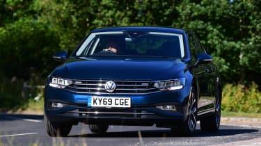 Volkswagen Passat - front cornering
