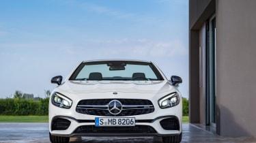 Mercedes SL facelift 2015 5
