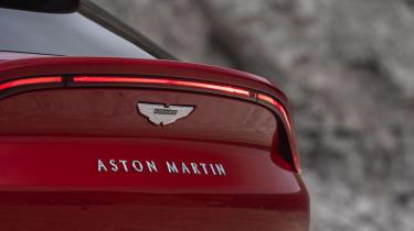 Aston Martin DBX - rear detail