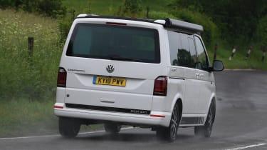 Volkswagen California Edition - rear