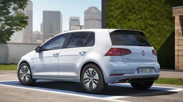 VW e-Golf 2017 revealed 2