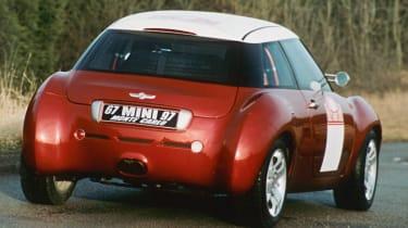 1997 MINI ACV - rear