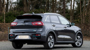Kia e-Niro rear static