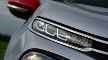 Citroen C3 - Headlight