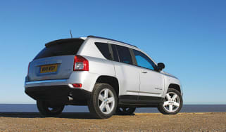 Jeep Compass rear
