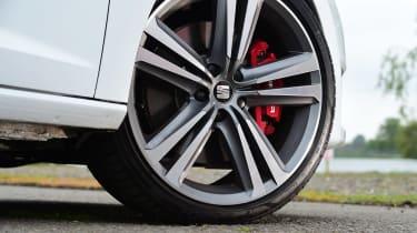 SEAT Leon Cupra 290 - wheel detail