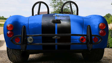New battery-powered AC Cobra Series 4-electric launched - rear