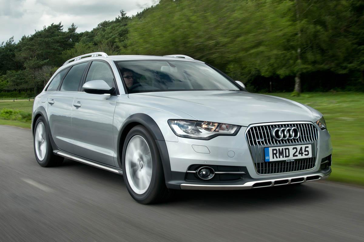 Audi A6 Allroad 3 0 Bitdi Auto Express