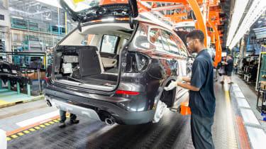 BMW SUVs feature - BMW X7 checks