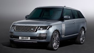 Range Rover Coupe - front (watermarked)