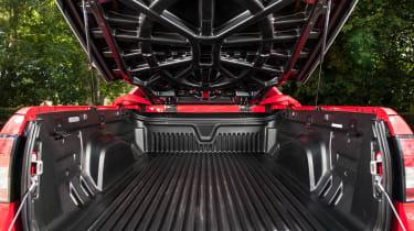 Vauxhall VXR8 Maloo - bay