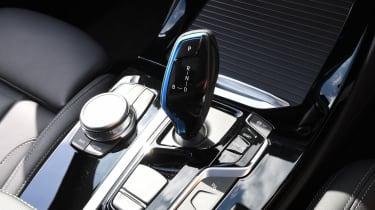 BMW iX3 - transmission