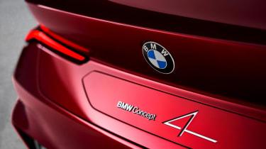 BMW Concept 4 - badge