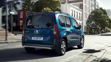 Peugeot e-Rifter - rear