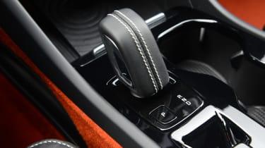 Volvo XC40 - transmission