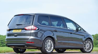 Used Ford Galaxy - rear