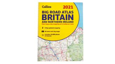 Collins Big Road Atlas