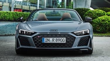 Audi R8 Spyder Performance RWD - full front