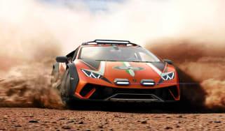 Lamborghini Huracan Sterrato Concept announced