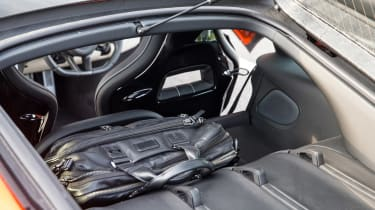 McLaren 570GT long term second report - rear storage