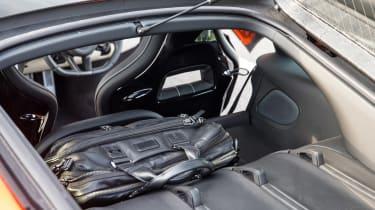 McLaren 570GT long term second report - rear storage