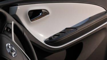 Vauxhall Ampera door panel