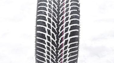 Nokian WR Snowproof - Winter Tyre Test 2019