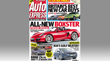 Auto Express Issue 1,200