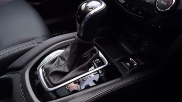Nissan X-Trail - transmission