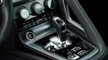 Jaguar F-Type 4-cyl review - transmission