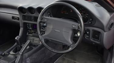Mitsubishi's 100th year celebration - 3000GT steering wheel