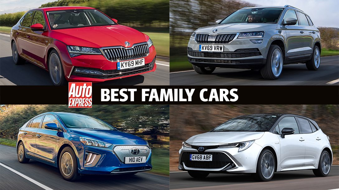Best Family Cars To Buy 2021 Auto Express