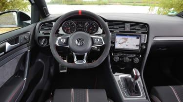 Volkswagen Golf GTI Clubsport - dash