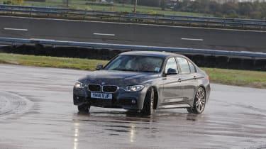 BMW oversteer