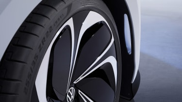 Volkswagen ID. Space Vizzion - wheel detail