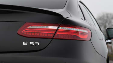 mercedes amg e53 coupe rear light