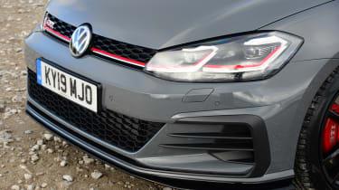 Volkswagen Golf GTI TCR - grille