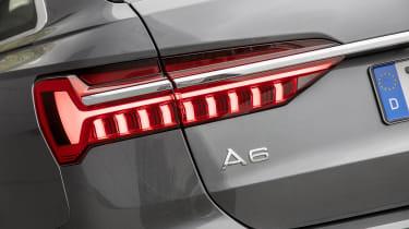 Audi A6 Avant - taillight