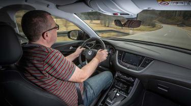Vauxhall Grandland X Hybrid4 - John McIlroy