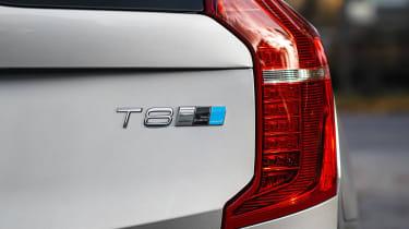 Volvo XC90 Polestar optimisation badge