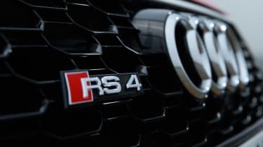 Audi RS 4 Avant - RS 4 grille