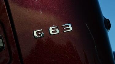 Mercedes G-Class - G 63
